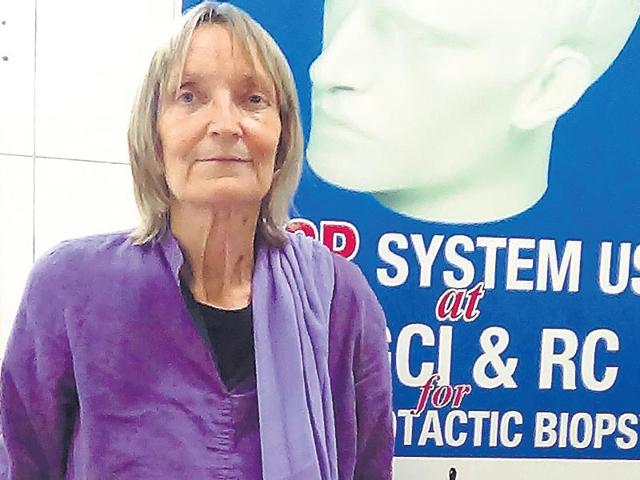 Ani-Catrin-Oro-is-an-American-yoga-practioner-base-in-Rishikesh-She-got-her-tumour-removed-in-New-Delhi-in-March