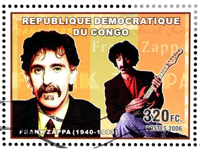 A-postage-stamp-printed-by-Congo-shows-image-portrait-of-Frank-Zappa-famous-American-musician-songwriter-composer-recording-engineer-record-producer-and-film-director-circa-2006-Shutterstock