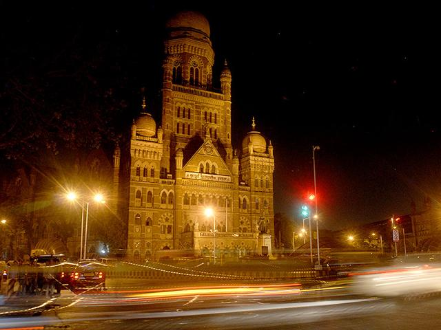 Mumbai DP,BMC,Mumbai's draft development plan