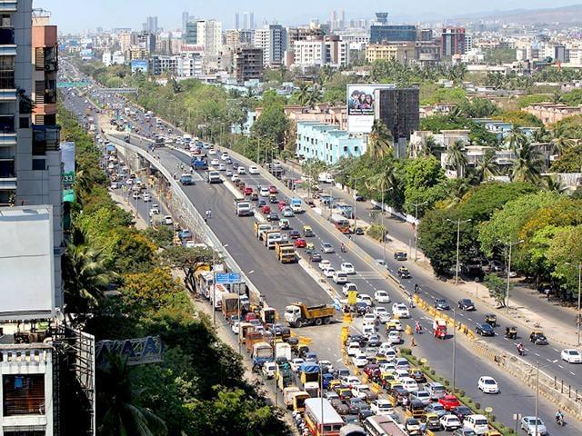 Mumbai's arterial highways