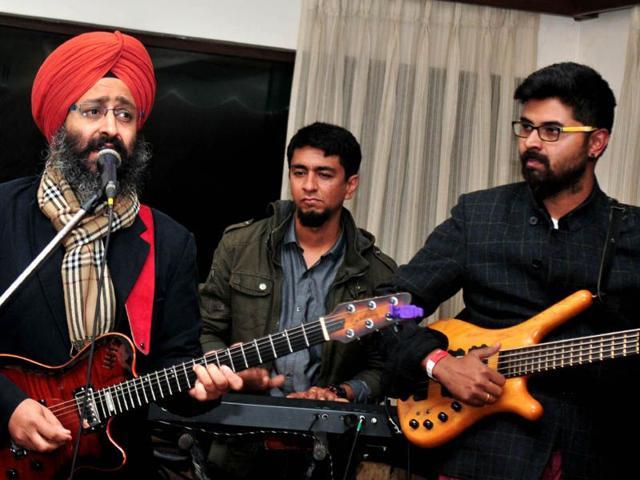 Kausuali Rhythm blues,Music festival,Mumbai.