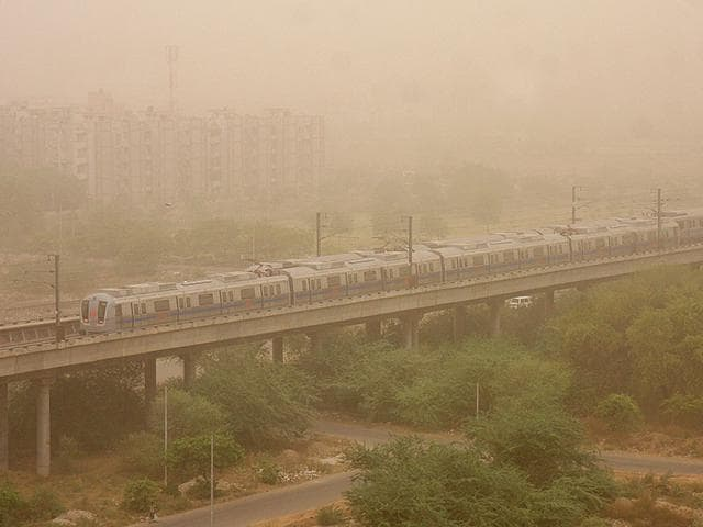 Air-quality-of-Delhi-and-Mumbai-will-be-very-poor-in-the-next-few-days-HT-File-Photo
