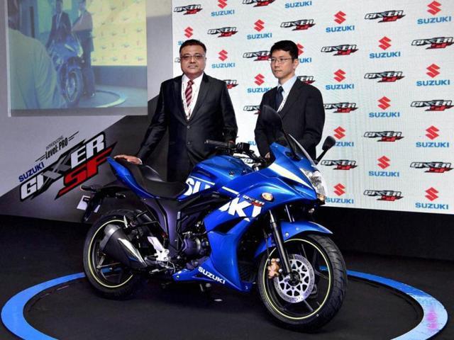 Suzuki Motorcycle,Gixxer SF,SMIPL