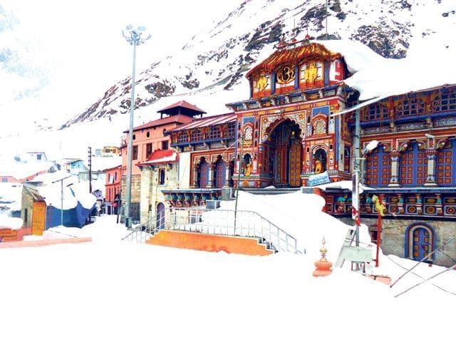 Char Dham,pilgrimage,Kedarnath