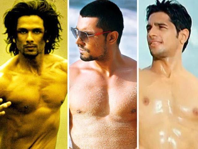 Varun Dhawan sexy nude