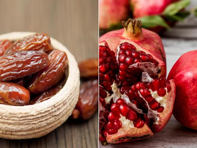 Pomegranate-juice-and-dates-make-a-dynamic-duo-in-the-war-on-heart-disease-Photo-Shutterstock