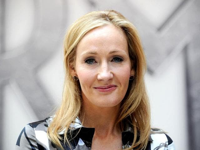 Harry-Potter-author-JK-Rowling-at-an-event-Shutterstock