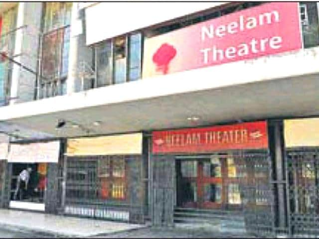 Bustling-with-activity-on-Tuesday-these-shops-on-Neelam-Theatre-s-premises-were-found-closed-on-Wednesday-Keshav-Singh-HT-Photo