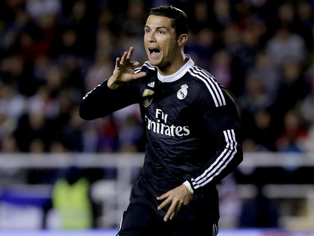 Cristiano Ronaldo,300th goal,Real Madrid
