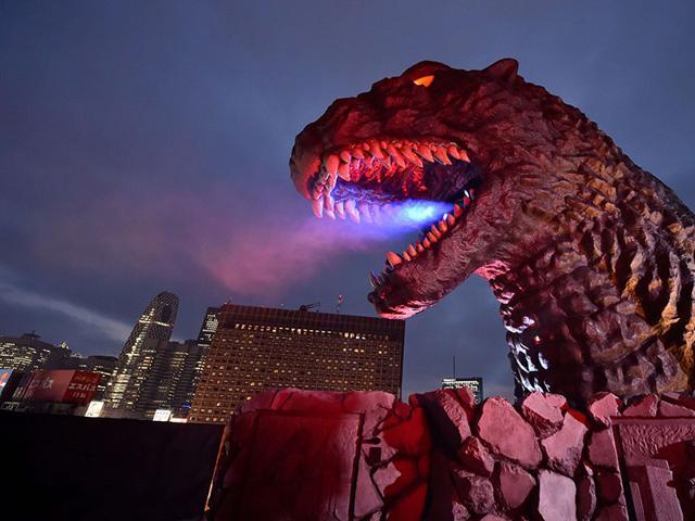 Godzilla,Godzilla Tokyo Resident,Godzilla Tourism Ambassador
