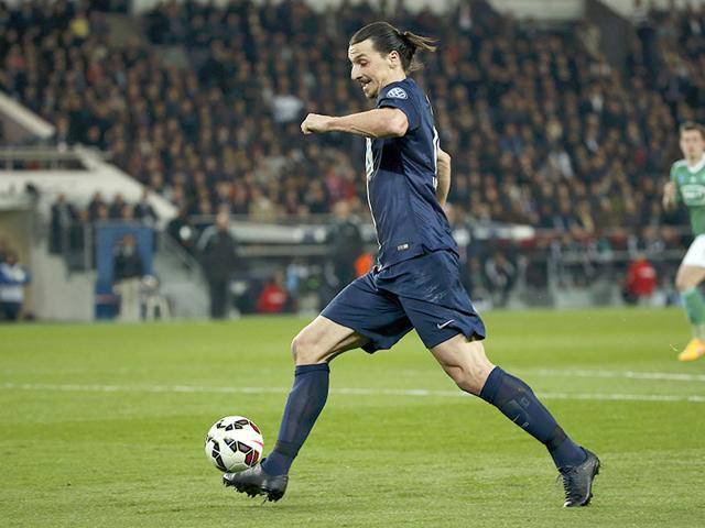 Paris-St-Germain-s-Zlatan-Ibrahimovic-in-action-during-his-team-s-French-Cup-semifinal-match-against-Saint-Etienne-at-the-Parc-des-Princes-stadium-in-Paris-Reuters-Photo