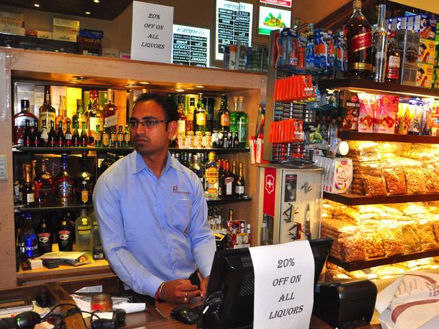 liquor,shops,sales condition