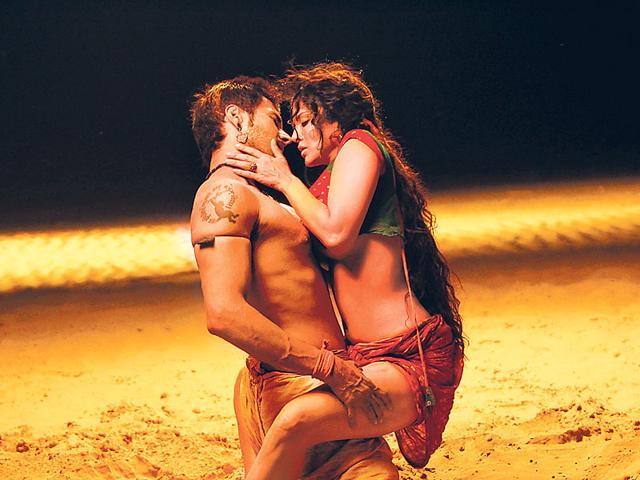 Sunny Leone,Kama Sutra,Ek Paheli Leela
