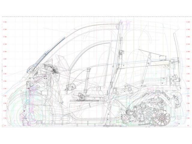 Shell concept car,McLaren F1,Bugatti Veyron