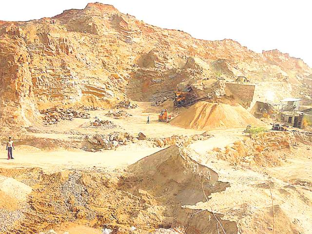 None-of-the-quarry-licence-holders-have-environmental-clearance-while-less-than-500-mines-have-the-required-green-nod-HT-File
