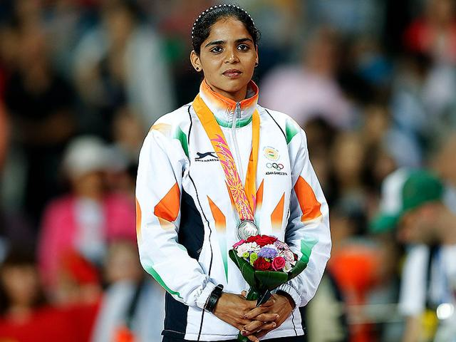 Khushbir-Kaur-won-silver-in-the-20-km-race-walk-event-at-the-2014-Asian-Games-Getty