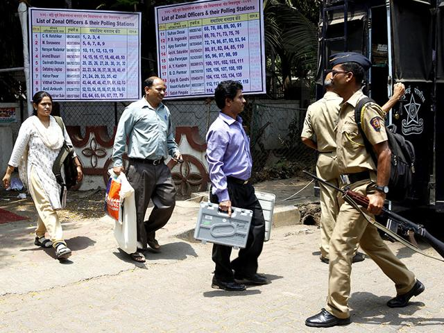 Navi Mumbai polls,Aurangabad polls,BJP