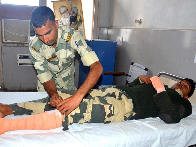 Soldier,critically injured,Shopian