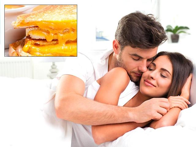 Here-s-yet-another-reason-to-love-grilled-cheese-Fans-of-the-ooey-gooey-sandwiches-have-more-sex-a-new-study-has-found-Shutterstock