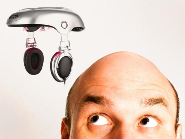 Stress, pollution, poor nutrition and disrupted sleep patterns are key reasons behind premature baldness, which is a problem plaguing people as early as in their twenties. A noteworthy solution, an expert says, lies in hair restoration -- a market growing at a rapid pace. (Shutterstock Photo)