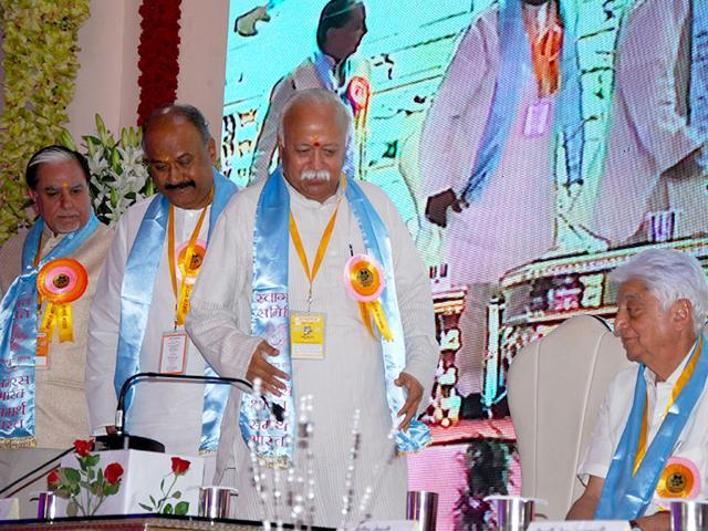 March of the saffron brigade: RSS reaches out to corporates, technocrats
