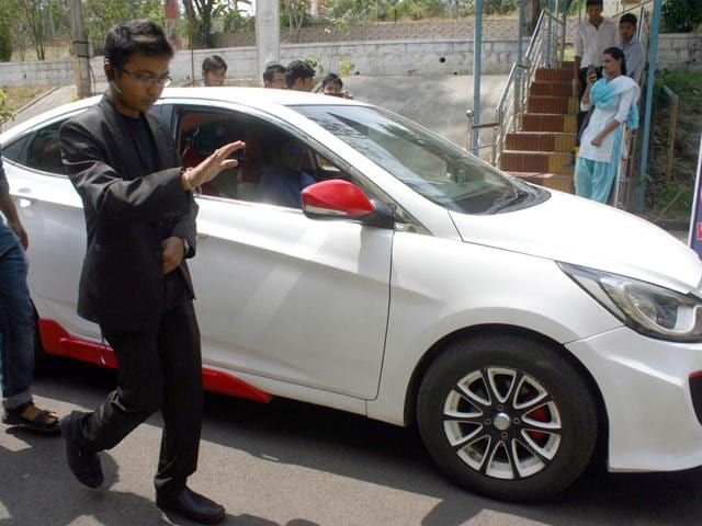 Sushant-Patnayak-who-has-developed-a-technology-called-driver-less-kit-said-the-car-uses-sensors-to-run-without-a-driver-and-detect-hurdles-timely-Bidesh-Manna-HT-photo