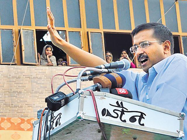Arvind Kejriwal,circular,AAP govt