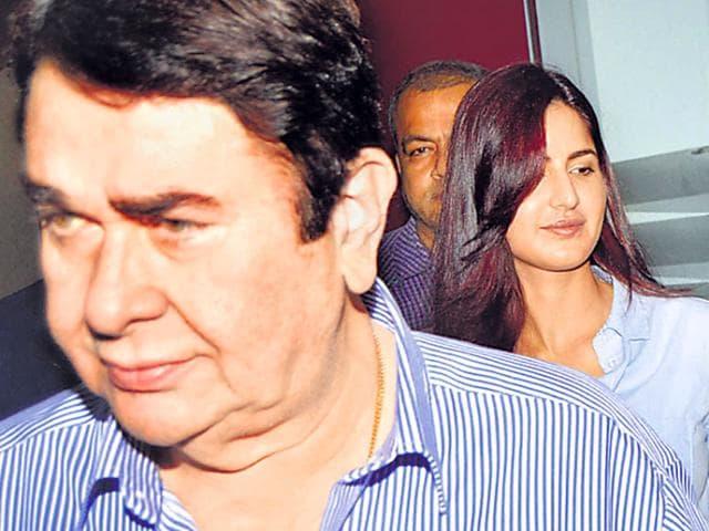Katrina Kaif,Ranbir Kapoor,Rishi Kapoor