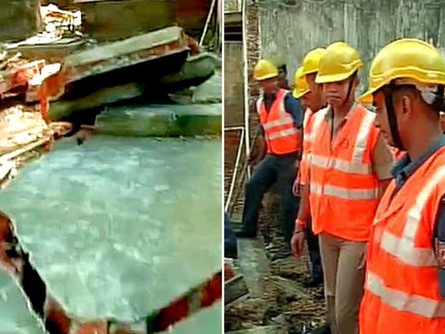 Chennai,school wall,school wall collapse
