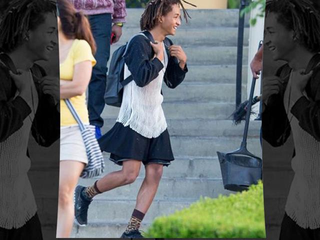 Will Smith,Jaden Smith,Girl Clothes