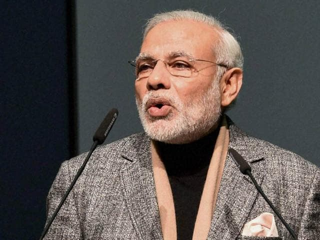 Modi's foreign trip