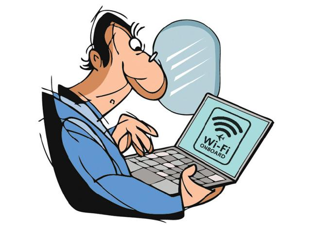 Shimla Municipal Corporation,Wi-Fi,Lower Bazaar area