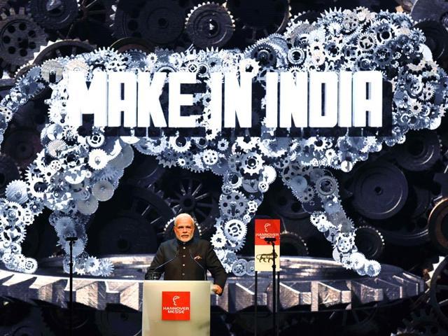 PM Narendra Modi,Make in India campaign,Modi in Hannover
