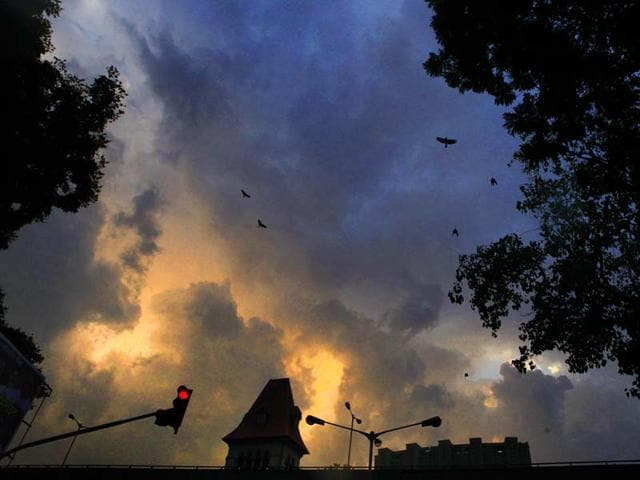 Mumbai rain,light showers,IMD