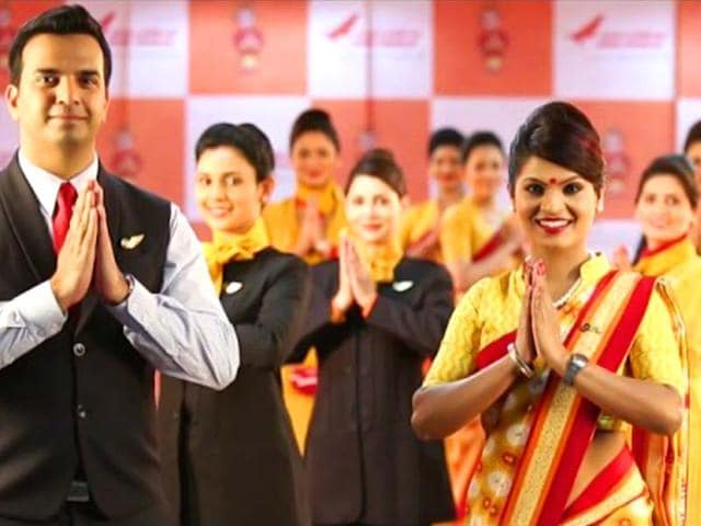 Air-India-crew-sport-their-new-uniforms
