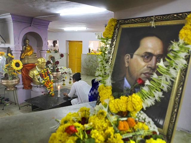 As old monuments decay, grand plans for Ambedkar memorials