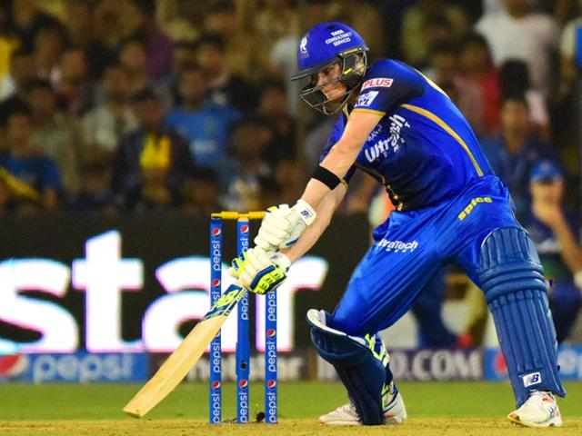 Steven-Smith-playing-a-stroke-for-Rajasthan-Royals-PTI-Photo