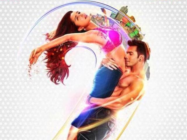 Varun-Dhawan-in-a-poster-of-ABCD-2