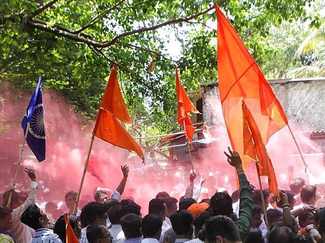 Saamana,Shiv Sena,AIMIM