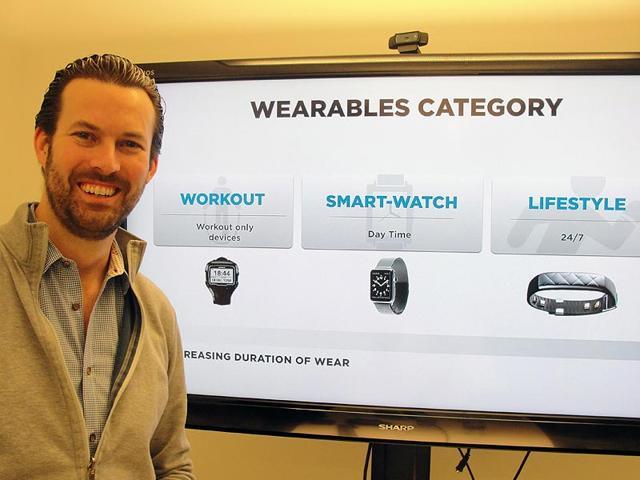 Jawbone,UP3 bracelet,Smartwatch