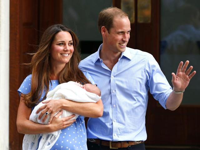 Britain-s-Prince-William-and-Kate-Duchess-of-Cambridge-hold-the-Prince-of-Cambridge-Tuesday-July-23-2013-as-they-pose-for-photographers-outside-St-Mary-s-Hospital-exclusive-Lindo-Wing-in-London-AP-File-Photo
