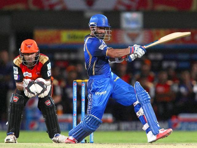 Rajasthan Royals,Sunrisers Hyderabad,IPL