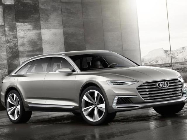 Audi,Prologue Allroad,concept car