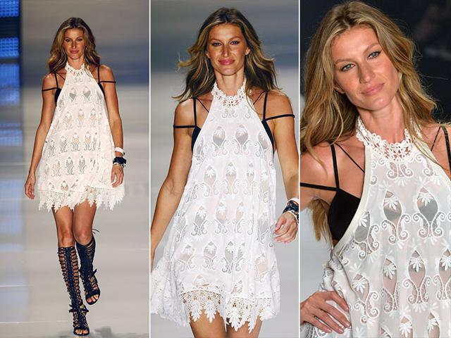 Gisele Bundchen,Forbes' list of the world's highest-paid models,Cara Delevingne