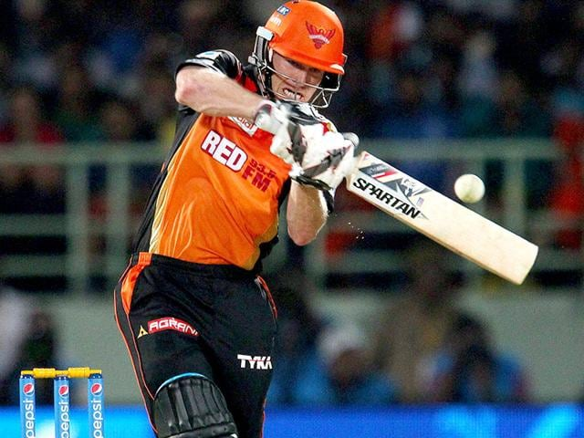 Eoin-Morgan-of-the-Sunrisers-Hyderabad-plays-a-shot-during-their-Pepsi-IPL-2015-match-against-Rajasthan-Royals-in-Visakhapatnam-PTI
