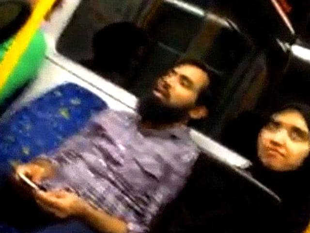 Racial attack in Sydney,Muslim couple abused,Stacey Eden