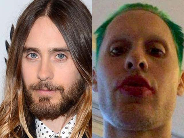 Jared Leto,Joker,Suicide Squad