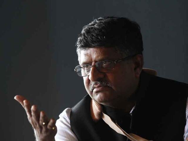 Net-neutrality-We-must-strive-for-non-discriminatory-net-architecture-says-Ravi-Shankar-Prasad