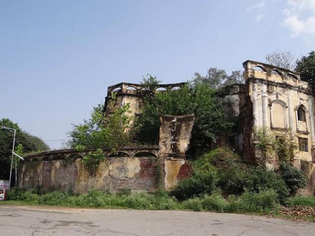 Rakhigarhi,Sultanpur lodhi,Qila Sarai khas