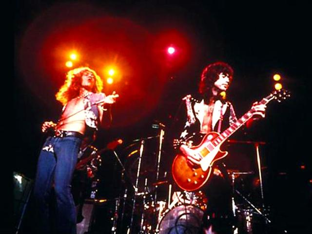 When Led Zeppelin recorded in Mumbai and rocked a Colaba nightclub